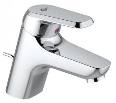Einhebel-Waschtischarmatur mit Ablaufgarnitur Ideal BW501