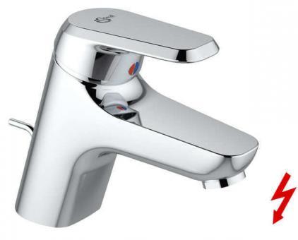 Niederdruck Einhebel-Waschtischarmatur Eco-Click Ideal BW501