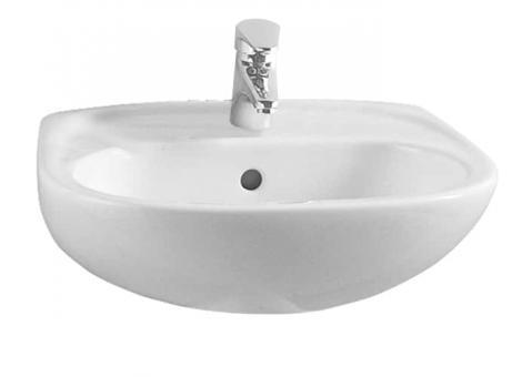 Keramik Handwaschbecken Base 450x355 mm