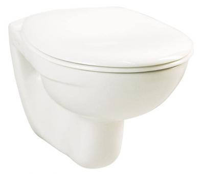 Keramik Wand-WC Base Tiefspüler oder Flachspüler