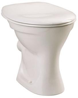 Keramik Stand-WC Flachspülklosett Base