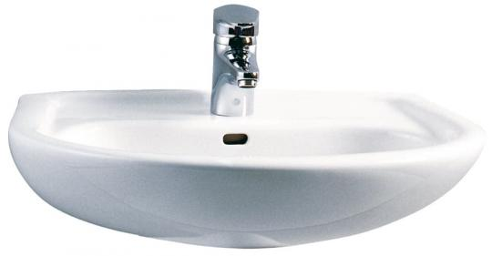 Keramik Waschtisch Base Compact 600x380 mm
