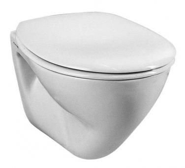 Keramik-WC wandhängend Tiefspüler Base Compact