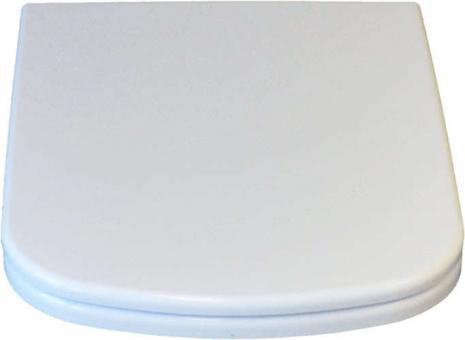 Duroplast WC-Deckel Harmony weiß antibakteriell Absenkautomatik