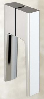 Dansani Match Design-Griff Zink-Aluminium verchromt