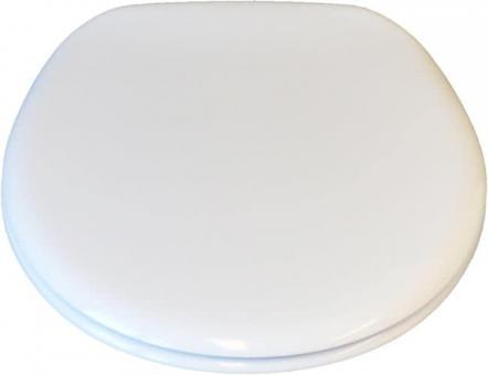 Duroplast WC-Deckel Base 2000 weiß ohne/mit Absenkautomatik