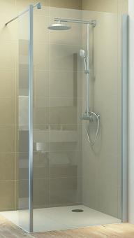 Schulte MasterClass Walk-In Duschwand seitliches Festelement