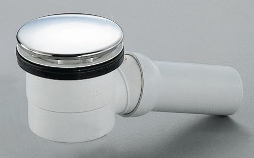 Dallmer Duschwannen-Ablauf extra flach 90 mm Durchmesser
