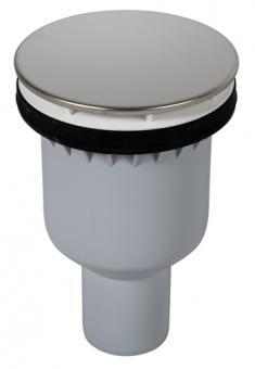 Dallmer Duschwannen-Ablauf senkrecht, extra flach 90 mm Durchmesser