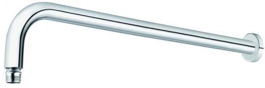 Schulte D9624 Messing Wandarm rund I 440x85 mm