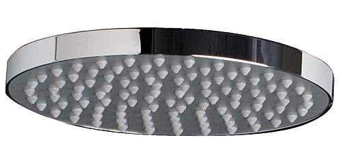 Schulte Kunststoff-Kopfbrause D9628/D9629 chrom