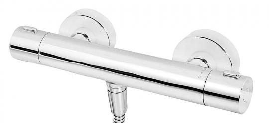 Schulte D969639 Thermostatarmatur Dusche modern chrom