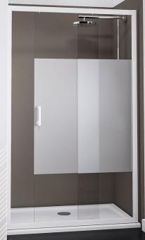 Schulte Sunny Schiebetür für Nische 1900x1200 mm Echtglas Dezent