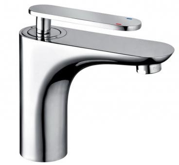 Design Einhebel-Wasserhahn chrom