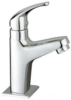 Standventil Kaltwasserarmatur Gäste-WC chrom