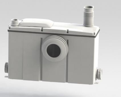 Setma Hebeanlage Watergenie C WC + 3 Einläufe