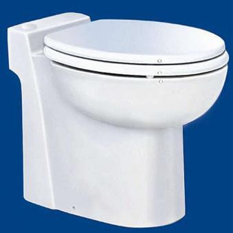 Setma Watergenie Kompakt WC-Hebeanlage + Waschtischzulauf