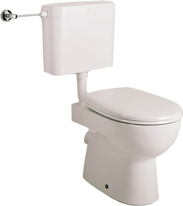 Keramag Renova Nr. 1 Keramik Stand-WC Set
