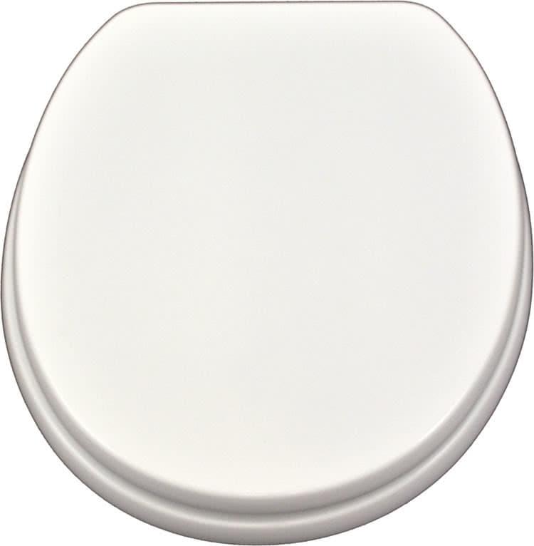 Holzkern WC-Sitz Rio Grande weiß