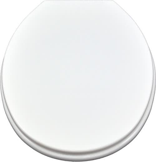 Thermoplast Toilettensitz Platte weiß