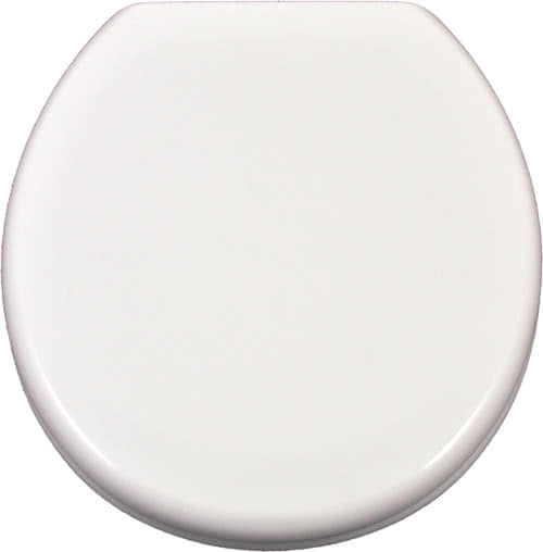 Duroplast WC-Sitz Caston mit Absenkautomatik und Quick-Release