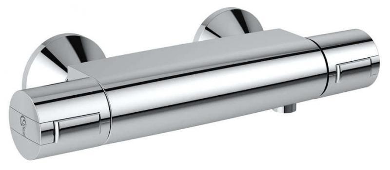 Thermostatarmatur Dusche chrom Ideal BW501