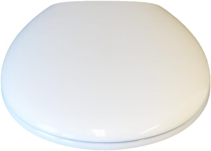 Duroplast Toilettendeckel Base 1000 weiß ohne/mit Absenkautomatik