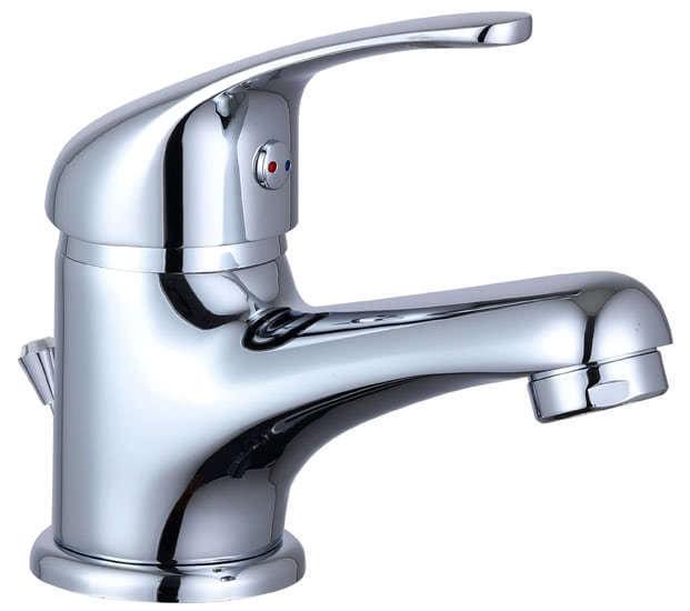 Einhebel-Waschtischarmatur Serie 35 chrom