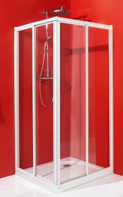 Schulte Duschkabine Alexa Eckeinstieg variabel 1750x800-915 mm