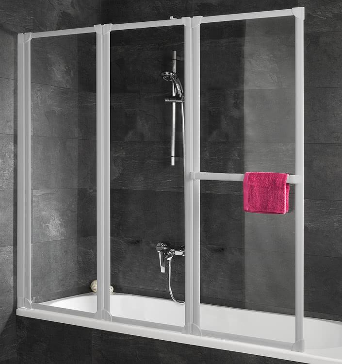 schulte d1510 badewannenaufsatz 3 teilig 1400x1268 mm. Black Bedroom Furniture Sets. Home Design Ideas