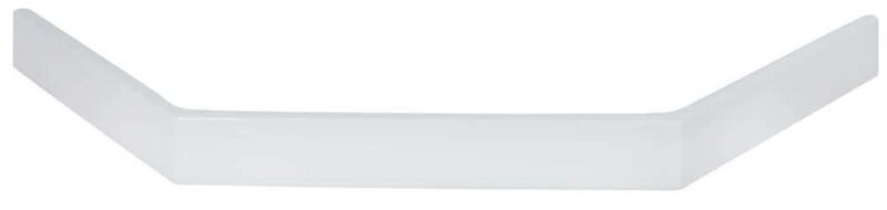 Schürze für Schulte Acryl 5-Eck Duschtasse extra flach alpinweiß 900x900 mm