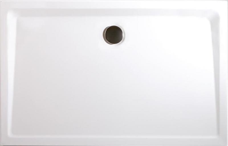 schulte rechteck duschbecken mineralguss extra flach alpinwei. Black Bedroom Furniture Sets. Home Design Ideas