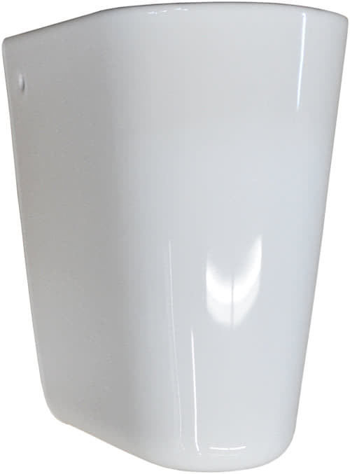 Halbsaule Fur Keramik Waschbecken Base Cubo