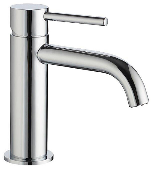 Standventil Kaltwasser-Armatur Gäste-WC mit Stabgriff chrom