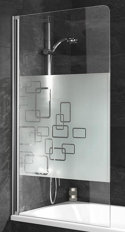 schulte badewannenfaltwand d1650 softcube profil alunatur bad shop badwelten24. Black Bedroom Furniture Sets. Home Design Ideas