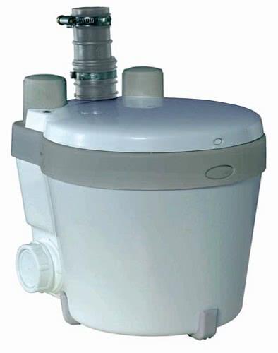 Setma-Abwasser-Hebeanlage-Watersan-10-fuer-die-Dusche-bis-zu-40-Grad
