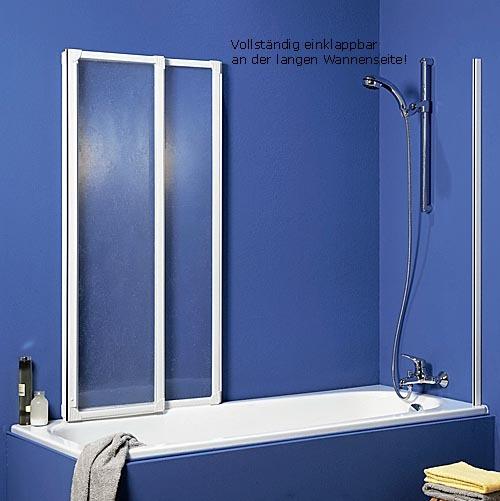 schulte d1420 duschkabine auf wanne 3 teilig 1400x1550 mm kunstglas alu. Black Bedroom Furniture Sets. Home Design Ideas