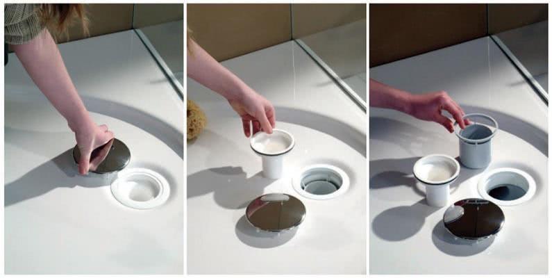 dallmer duschwannen ablauf extra flach  mm durchmesser