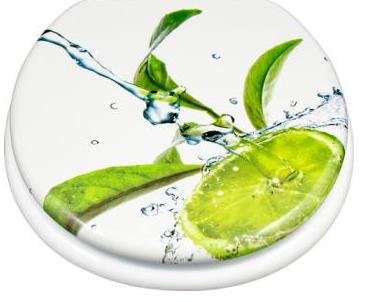 WC-Deckel Limone