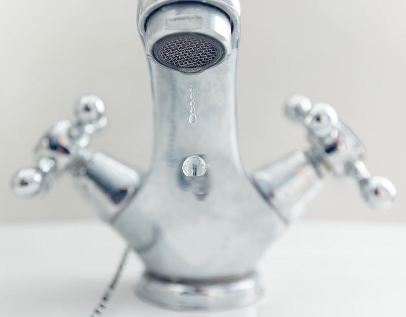 Armatur fürs Badezimmer